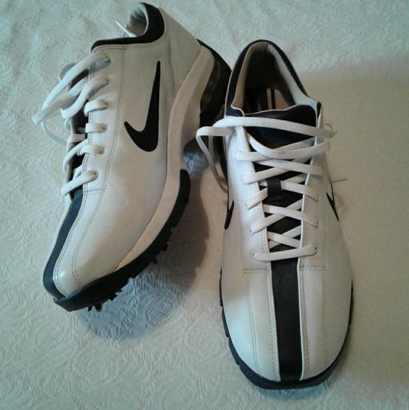 Nike Sport Performance Golf Shoes Euc
